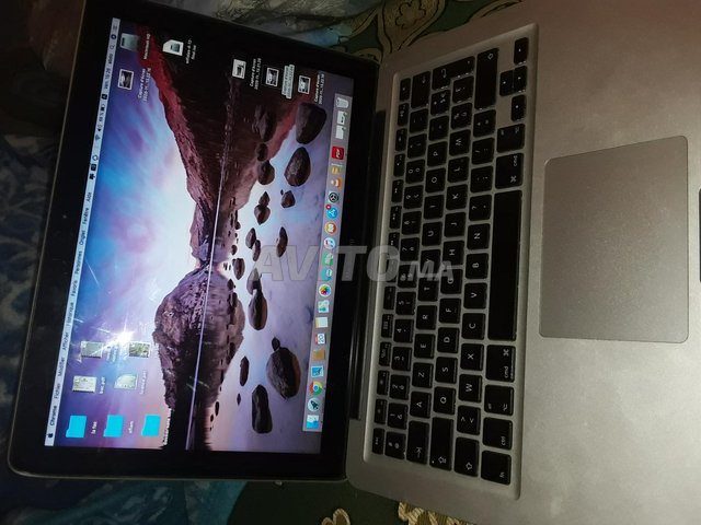 MacBook i5 - 4