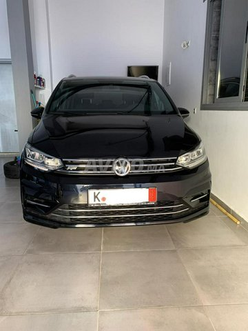 Voiture Volkswagen Touran 2016 au Maroc  Diesel  - 8 chevaux