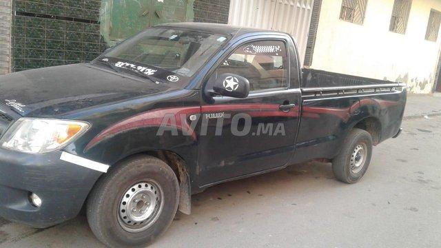 Voiture Toyota Hilux 2006 au Maroc  Diesel  - 11 chevaux
