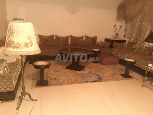 Salon marocain beldi - 3