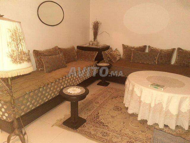 Salon marocain beldi - 5