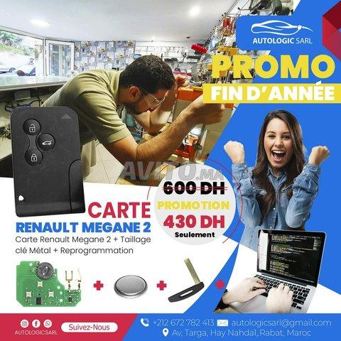 CARTE renault megane -2 original in rabat promo - 1