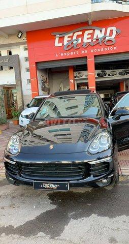 Voiture Porsche Cayenne 2015 au Maroc  Diesel  - 12 chevaux