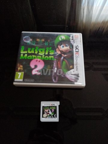jeux Nintendo 3ds - 3