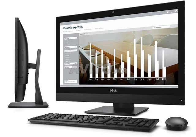 Dell Core i5-6500 Up to 3.60 Ghz 8 Go 256 GoSSD 4K - 1