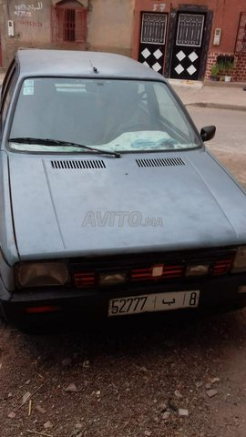 Voiture Seat Alhambra 1987 au Maroc  Diesel