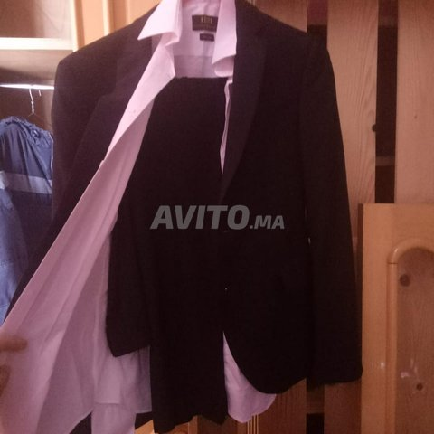 Costume noir - 2