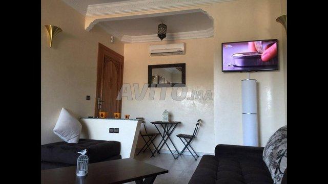 Appartement à résidence Al kawtar - 2