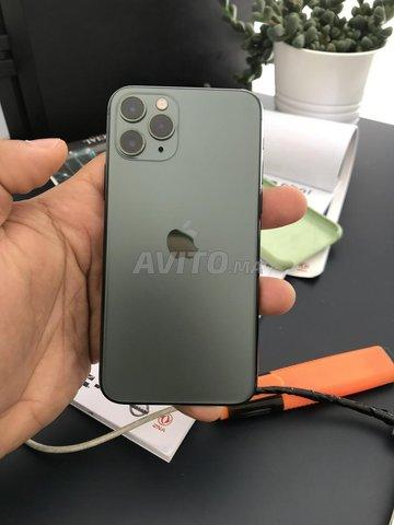 Iphone 11 Pro vert 256 go - 3