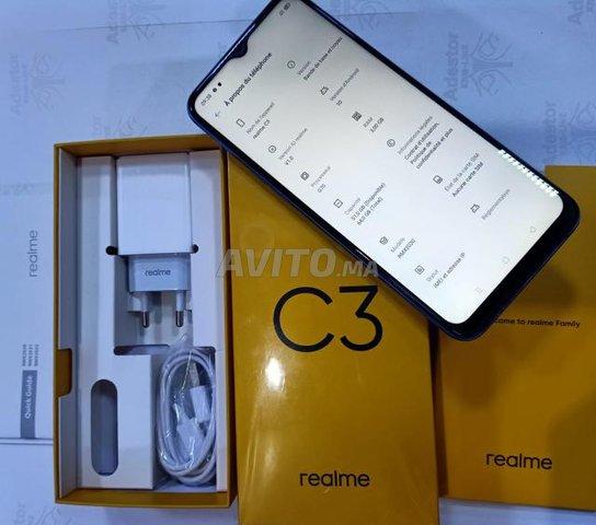 realme c3  - 1