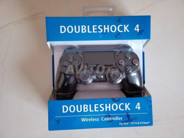Manette PlayStation 4 Doubleshock Neuf - 1
