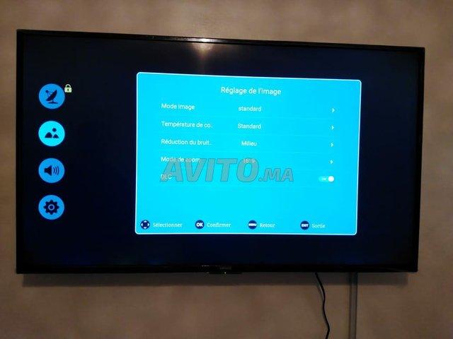 smart tv krohler 43 - 1