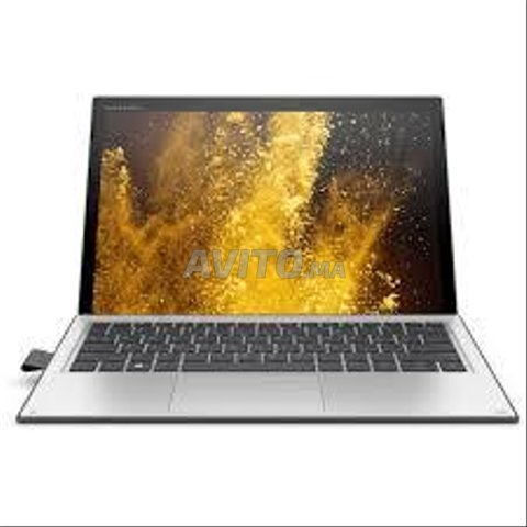 NEUF HP Elite X2 1013 G3 I5 Gen 8 Ram 8GB / 256GB - 5