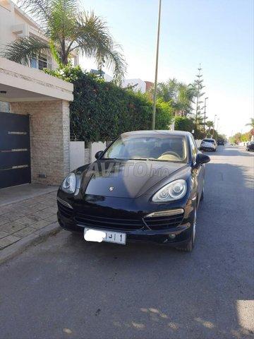 Voiture Porsche Cayenne 2010 au Maroc  Diesel  - 14 chevaux