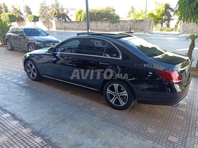 Voiture Mercedes benz Classe e 2019 au Maroc  Diesel  - 9 chevaux