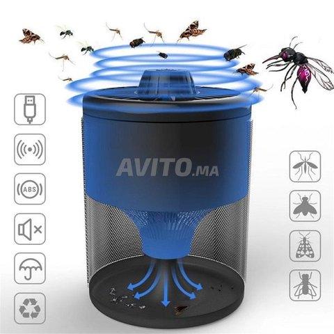 UV anti-mouche moustique lampe tueur électrique - 3