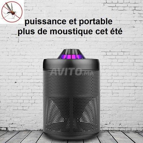 UV anti-mouche moustique lampe tueur électrique - 5