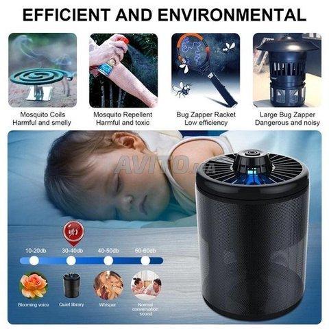 UV anti-mouche moustique lampe tueur électrique - 8