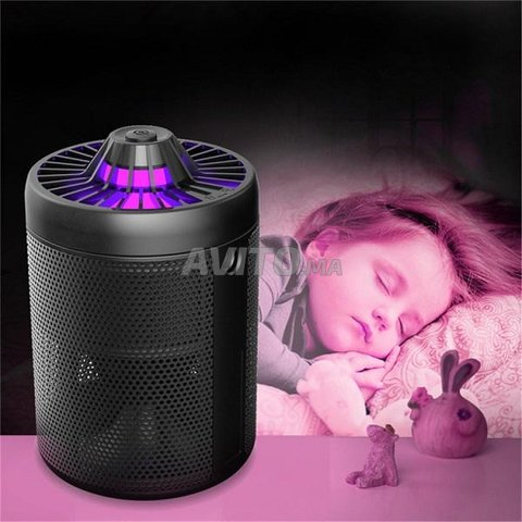UV anti-mouche moustique lampe tueur électrique - 1