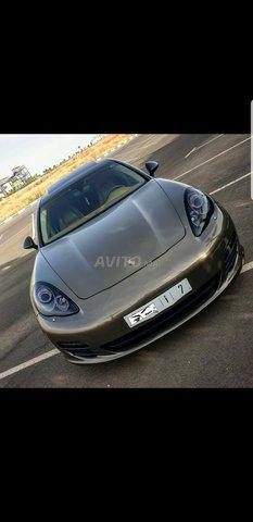 Voiture Porsche Panamera 2013 au Maroc  Diesel