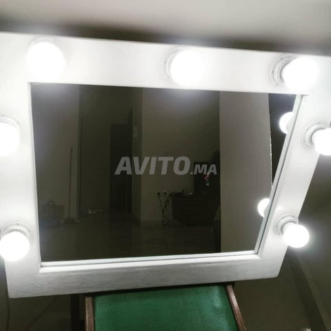 miroir de maquillage (Hollywood mirror) - 2