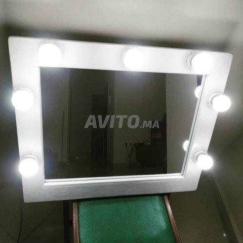 miroir de maquillage (Hollywood mirror) - 1