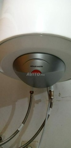 Chauffe-eau électrique 80L Arthur Martin - 3