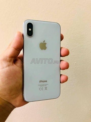 iphone x 256G tres bon etat - 3
