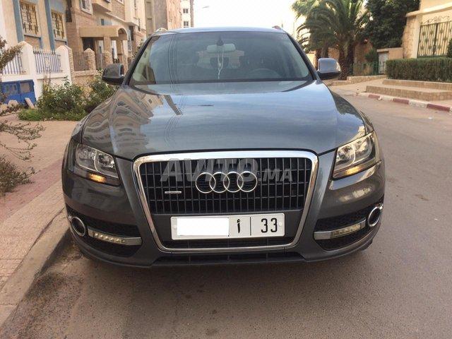 Voiture Audi Q5 2012 au Maroc  Diesel  - 9 chevaux
