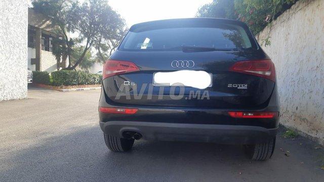Voiture Audi Q5 2013 au Maroc  Diesel  - 8 chevaux