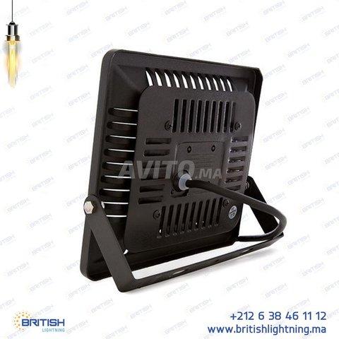 Projecteur LED 100W Ultraslim IP65 (étanche) - 3