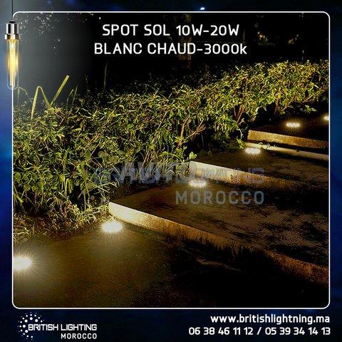 SPOT SOL COB LED 10-30W - 5