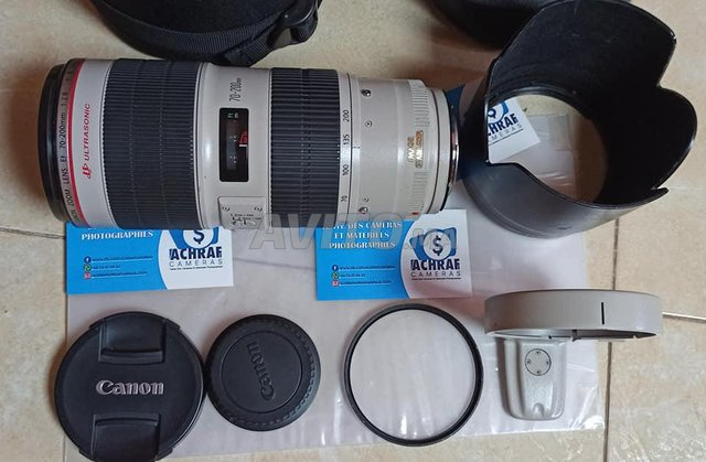 Canon EF 70-200mm F2.8 IS L V2 importer Germany - 2