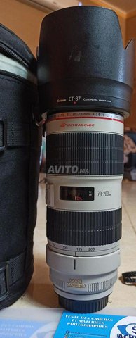 Canon EF 70-200mm F2.8 IS L V2 importer Germany - 3