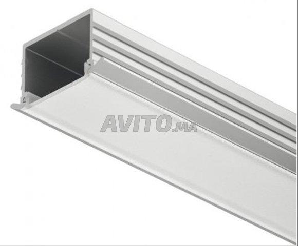 Profilé LED aluminium apparent  - 2