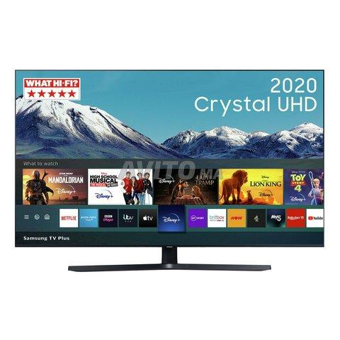 SAMSUNG Cristal 50TU8505 UHD 4K Model 2020 - 1