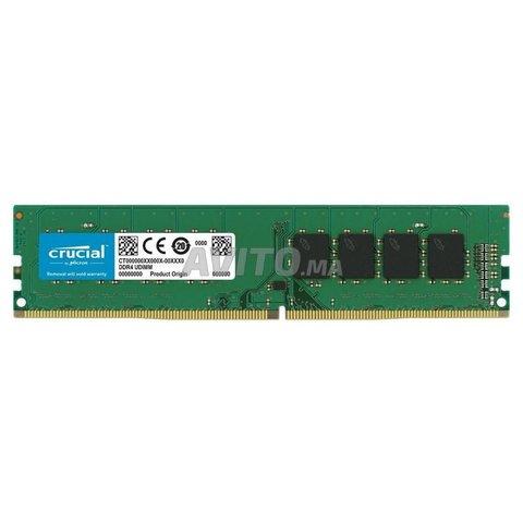 RAM 4GB DDR4 (pc4) - 1