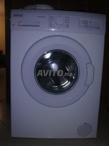 Machine à laver Chauffe eau Lit 2 places - 7