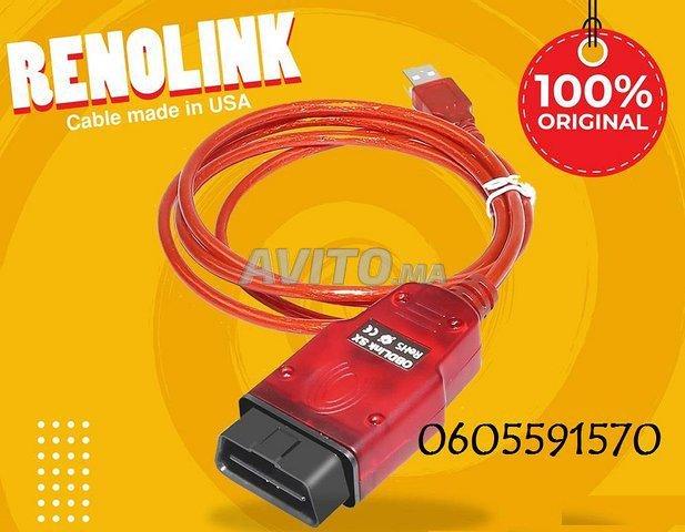 Interface Renolink 2020 Red usa Renault Dacia - 1
