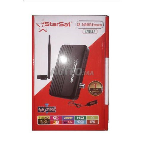 Starsat SR T400 - 1