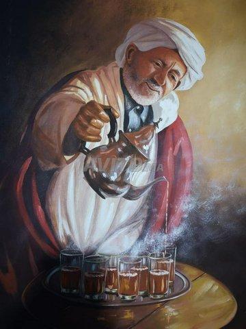 Tableaux peinture a l'huile - 3