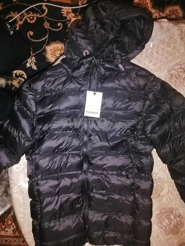 jacket neuf noir  - 2