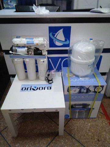 Purifiée de l'eau avec Agua plus   à Casablanca  - 1