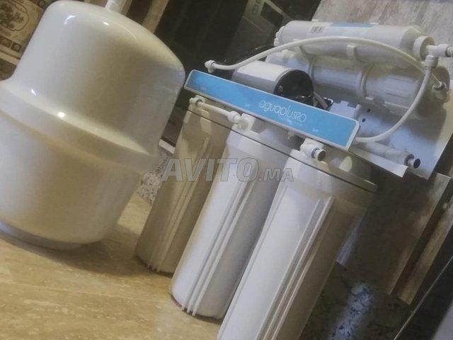 OSMOSEUR système de filtration d'eau  à Rabat  - 1