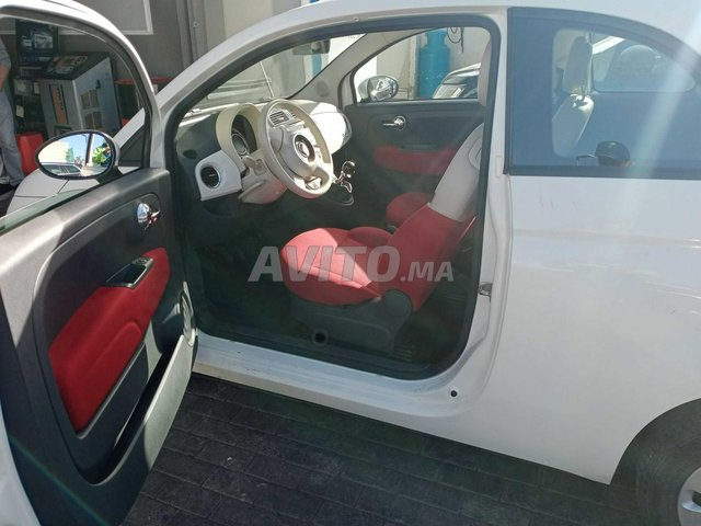 KIFAL - Fiat 500 1ere Main GARANTIE 3 MOIS - 6