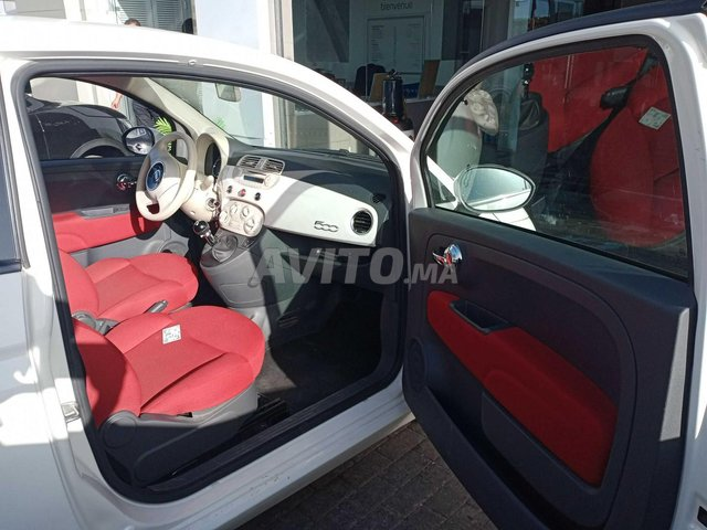 KIFAL - Fiat 500 1ere Main GARANTIE 3 MOIS - 7