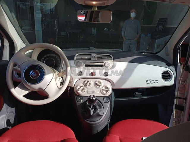 KIFAL - Fiat 500 1ere Main GARANTIE 3 MOIS - 8