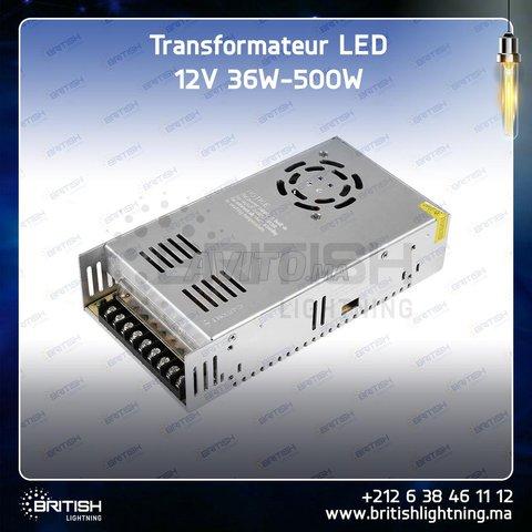 Transformateur 12V 36W-500W/brlm - 1
