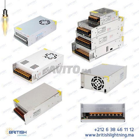 Transformateur 12V 36W-500W/brlm - 4