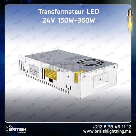 Transformateur 24V 150W-360W/brlm - 1
